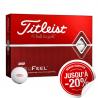 Balles Titleist TruFeel x12