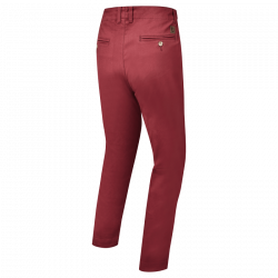Achat Pantalon Chino Footjoy Tapered Fit Lightweight Bordeaux
