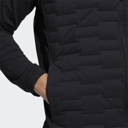 Veste Sans Manches Adidas Frostguard Full-Zip Padded Noir