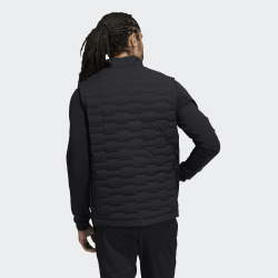 Promo Veste Sans Manches Adidas Frostguard Full-Zip Padded Noir