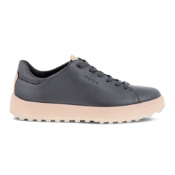 Chaussure Femme Ecco Tray Gris Fonce