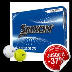 Balles Srixon AD333 2021x12
