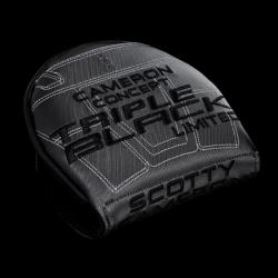 Capuche Putter Scotty Cameron Edition Limitee Phantom X 9.5 Triple Black