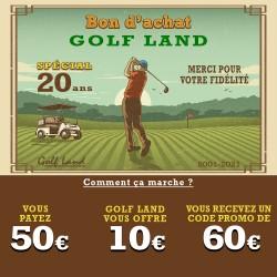 Bon d'achat Golf Land 50€