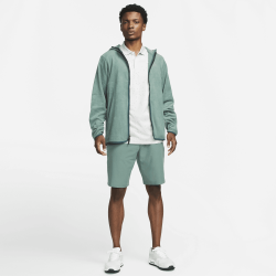 Haut Manches Longues Nike Therma-FIT Victory Vert