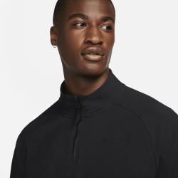 Promo Haut Manches Longues Nike Repel Vapor Noir