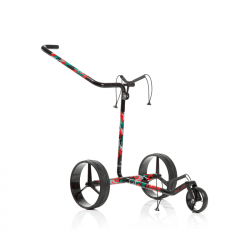 Chariot Manuel JuCad Carbon Camouflage