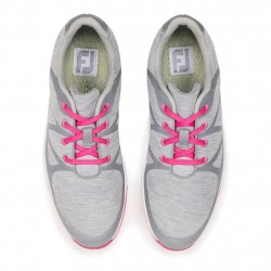 Chaussure de golf Femme Footjoy Leisure gris
