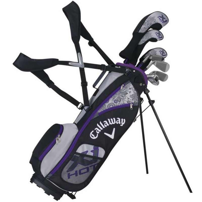 Achat Pack Junior Callaway XJ Hot