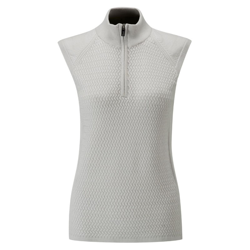 Pull Sans Manches Femme Ping Sofia