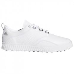 Chaussure Femme Adidas Adicross PPF Blanc