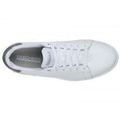 Chaussure de golf Femme Skechers Drive-Shimmer Blanc