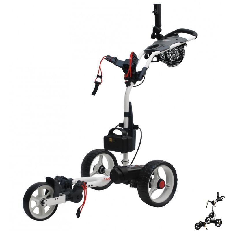 Chariot électrique Trolem T-BAO 2RE