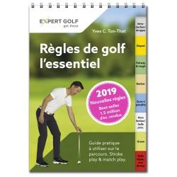"Livre ""Règles de golf l'essentiel"" 2019"