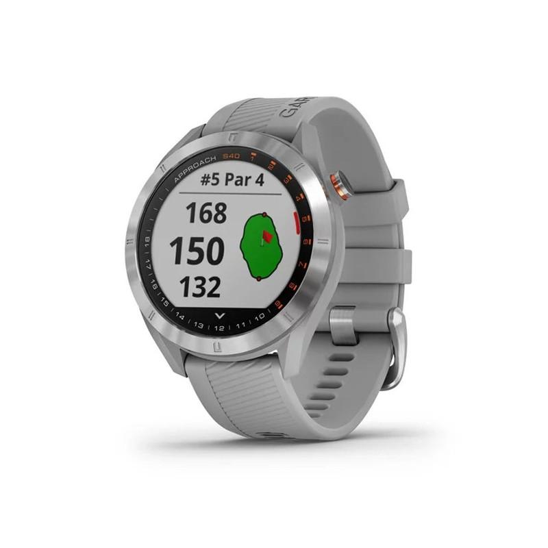 Montre GPS Garmin Approach S40 Gris