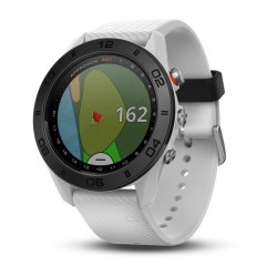 Montre GPS Garmin Approach S60 Blanc