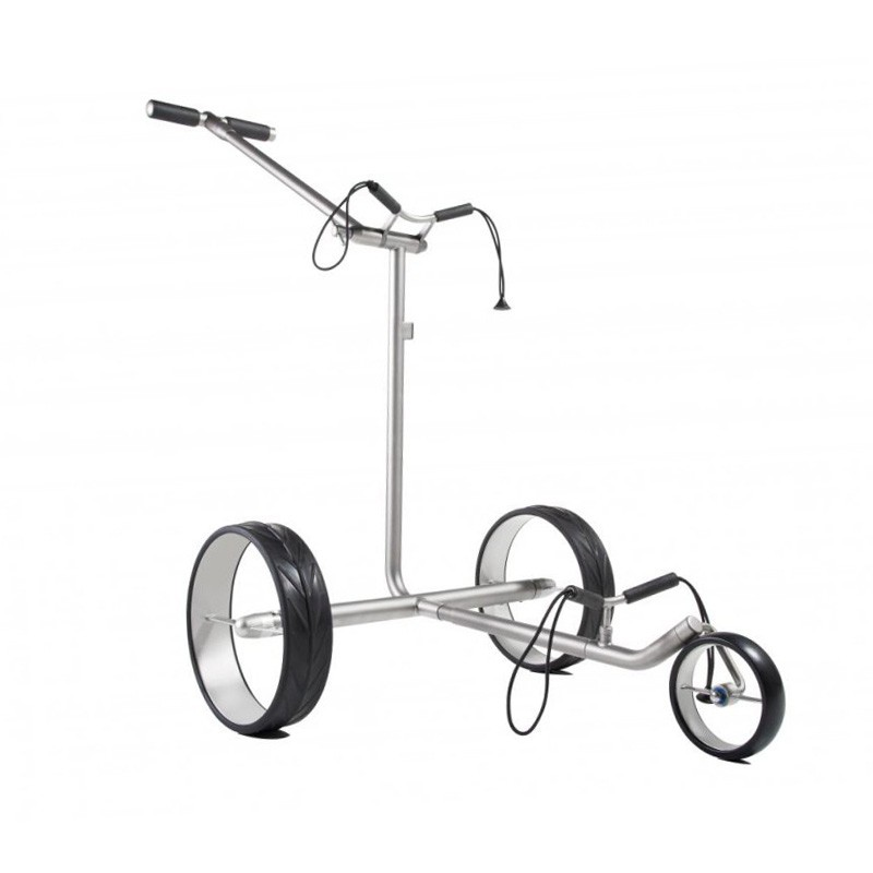 Chariot électrique JuCad Ghost Titan 2.0