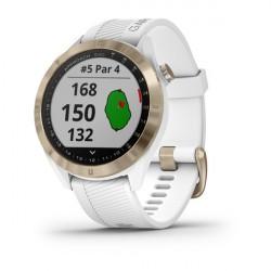 Montre GPS Garmin Approach S40 Premium Blanc