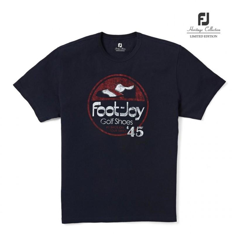 Tee Shirt Footjoy Heritage