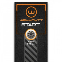 Promo Tapis de Putting Wellputt Mat Start