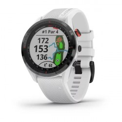 Montre GPS Garmin Approach S62 Blanc