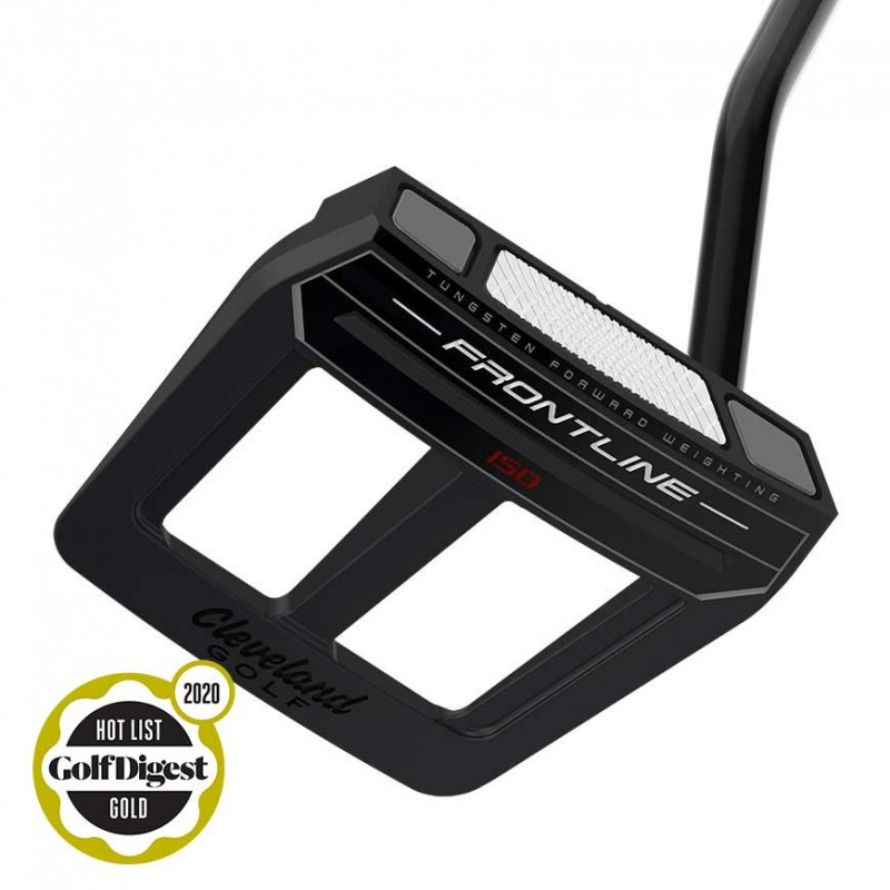 Putter Cleveland Frontline Iso Single Bend