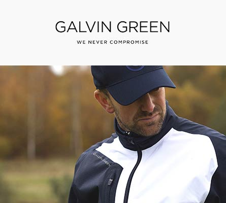 Galvin Green golf