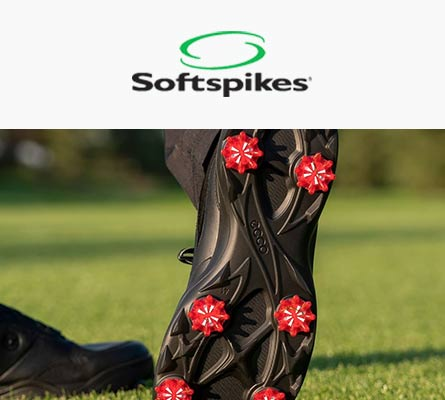 Softspikes golf