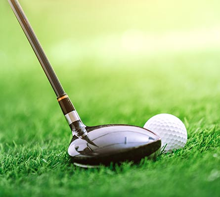 Promo clubs de golf