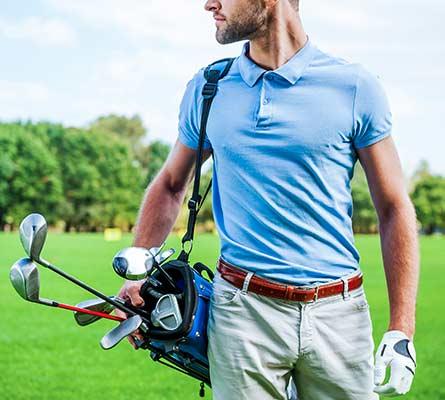 Promo vêtements de golf