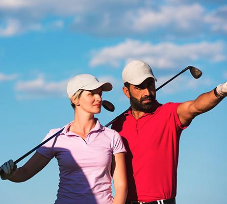 Vêtements de golf été